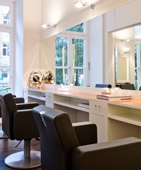 Friseur m nchen unser salon cyrill zen m nchen la - La biosthetique salon ...